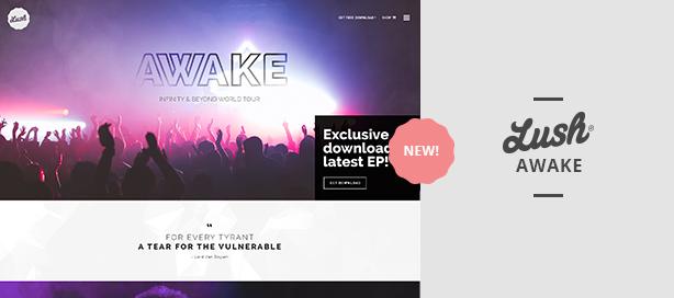 Lush - Awake